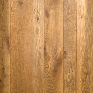 parquet bruno oro tavole rasierate legno rovere