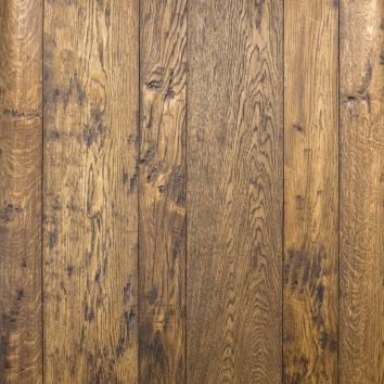 Parquet Della Torre tavole piallate legno rovere
